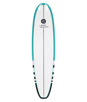 "TABLA SURF RADZ HAWAII MINI MALIBU EPOXY 7'6"" X 22"""