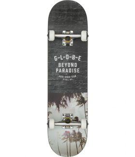 Skate Completo Globe G1 Varsity Hawaii 8,0''