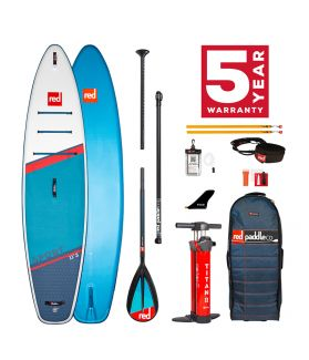 Pack Tabla SUP Hinchable Red Paddle Co. 2021 11'3'' Sport