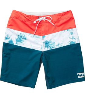 Billabong Bañador Tribong Platinum X 18 Navy