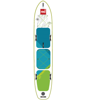 "TABLA SUP HINCHABLE RED PADDLE Co.  TANDEM 15'0"" 2019"