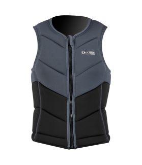Chaleco impacto Prolimit Fusion Slider Full padded negro / gris
