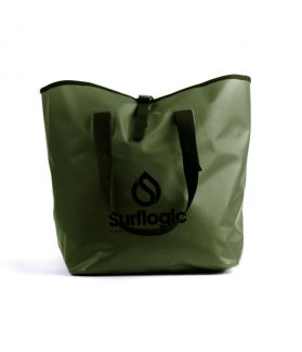 Bolsa Estanca Surflogic Waterproof 50 l. VERDE
