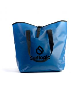 Bolsa Estanca Surflogic Waterproof 50 l. AZUL