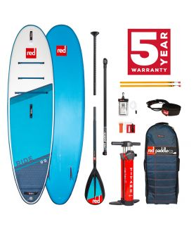 Pack Tabla SUP Hinchable Red Paddle Co. 2021 9'8'' Ride