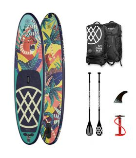 Pack Tabla SUP Hinchable Anomy The Way of Ibane Cerezo 10´6´´