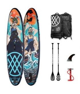 Pack Tabla SUP Hinchable Anomy Desegin 10´8´´