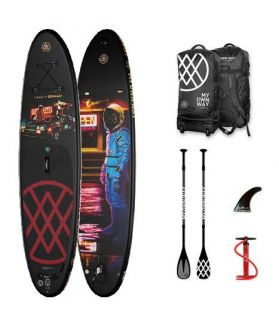 Pack Tabla SUP Hinchable Anomy Seamless 10´8´´