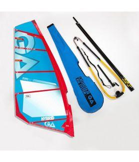 Aparejo Windsurf GA Sails Hybrid 2021 7.2 AZUL