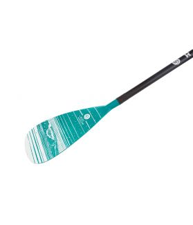 REMO PADDLE SURF RADZ HAWAII AR83 CARBONO SPORT/OLAS - VERDE