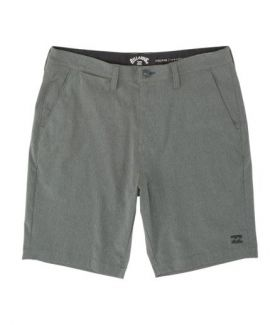 Pantalon corto Billabong Crossfire Sumergible Militar oscuro