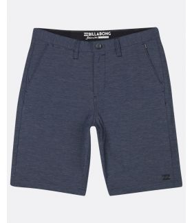PANTALÓN CORTO BILLABONG SHORT CROSSFIRE X NAVY