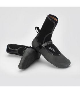 Escarpines & Botas Neopreno Solite Custom Pro 3mm 2021 Negro / Gris