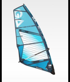 Vela Windsurf Gaastra Hybrid 2020 6.0 C1