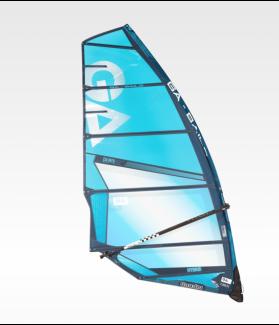 Vela Windsurf Gaastra Hybrid 2020 6.7 C1