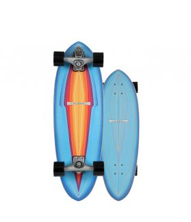 "Surf Skate Carver 31"" Blue Haze CX"