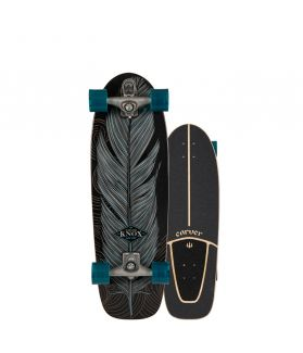 "SURF SKATE CARVER 31.25"" KNOX QUILL CX"
