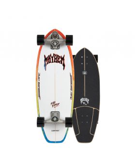 "SURF SKATE CARVER LOST 31"" Rad Ripper C7"