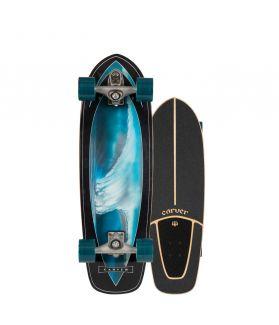 """Surf Skate Carver 32"""" Super Surfer C7"""