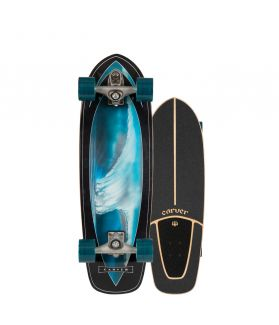 "SURF SKATE CARVER 32"" SUPER SURFER CX"