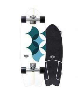 Surf Skate Carver Triton Atral CX Completo