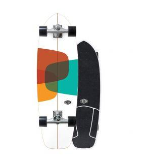 Surf Skate Carver Triton Prismal CX Completo