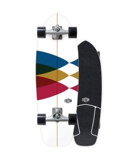 Surf Skate Carver Triton Spectral CX Completo