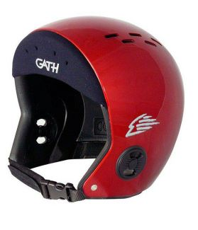 Casco Gath Hat Rojo