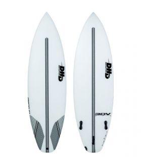 Tabla Surf DHD 3DV EPS (Epoxy) 5´10´´ FUTURES