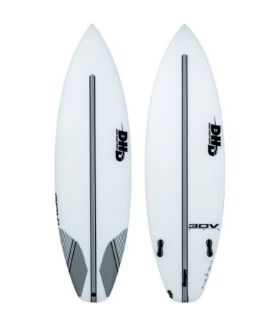Tabla Surf DHD 3DV EPS (Epoxy) 6'1'' FCS II