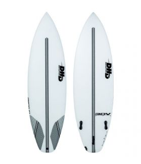 Tabla Surf DHD 3DV EPS (Epoxy) 5'11'' FCS II