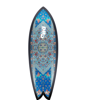 TABLA SURF DHD MINI TWIN Asher Pacey 5'3'' MANDALA SKY FUTURES