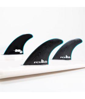 QUILLAS SURF FCS DHD SHAPER SERIES TRI-QUAD TALLA M
