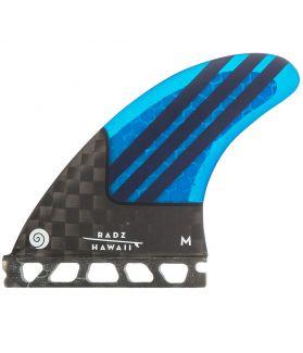 Quillas Surf Radz Hawaii Pipe Pro M Future