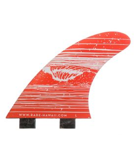 Quillas Surf Radz Hawaii Sunset L FCS