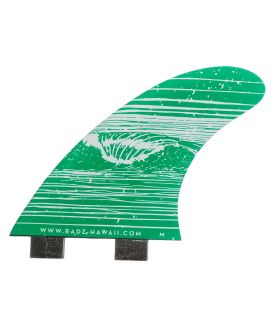 QUILLAS SURF RADZ HAWAII SUNSET M FCS
