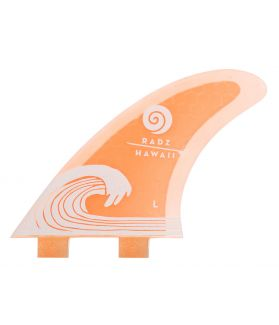 QUILLAS SURF R WAIKIKI L ORANGE FCS