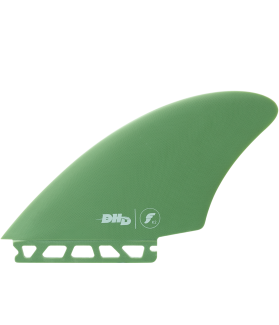 DHD Fins K2 Futures Green
