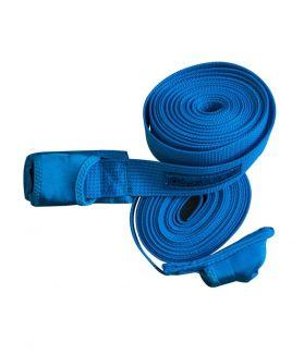 GA Tie Down Straps Pro Blue 2pcs 3.8 X 4.5 Cm