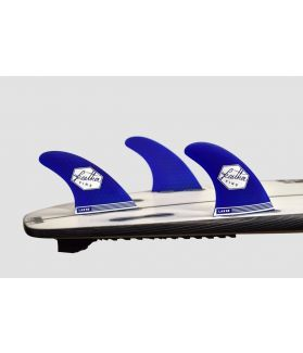 Quillas Surf Feather Fins Ultralight FCSII L AZUL