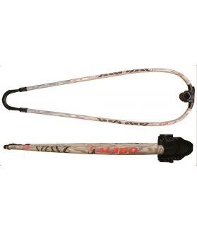 Botavara Windsurf AL360 Slim Carbon D25 150-200