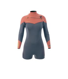 TRAJE NEOPRENO PROLIMIT MUJER FIRE SHORTY 2016 LA 3/2 CO/GR