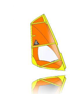 Vela Windsurf Gaastra Freetime             3.5