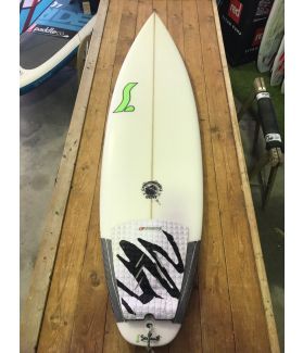 TABLA SURF SEMENTE BLACK BIRD GONY 5'11'' - 2a MANO