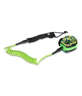 Leash Coil Radz Hawaii 7'7m Verde