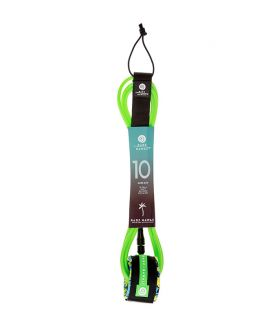 LEASH SURF - PADDLE SURF RADZ HAWAII HARD SURF 10' VERDE