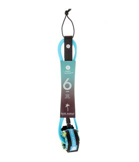 LEASH SURF RADZ HAWAII HARD SURF 6' AZUL