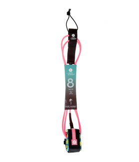 Leash Surf - Paddle Surf Radz Hawaii Hard Surf 8' Rosa
