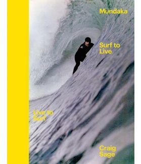 LIBRO MUNDAKA SURF TO LIVE DE CRAIG SAGE