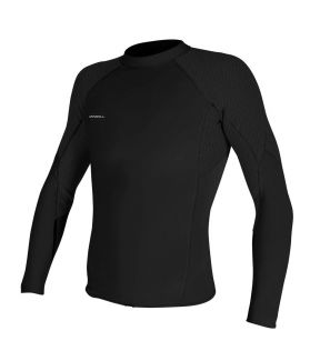 Lycra Neopreno manga larga O'neill  Top  Hyperfreak  1.5mm Negro